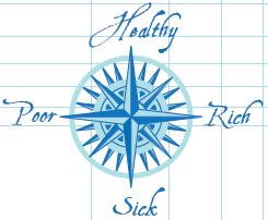 Reichtum und Gesundheit der Welt