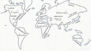 Ein erster Entwurf einer Lernlandkarte