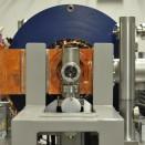 Der Injektor erzeugt den Elektronenstrahl. Es sind zwei Injektoren geplant, derzeit gibt es aber nur diesen einen.